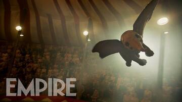 Dumbo fliegt