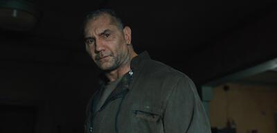 Dave Bautista in Blade Runner