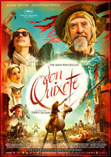 The Man Who Killed Don Quixote - Poster