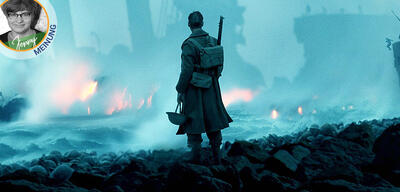 Oscar: Dunkirk - Ein Kandidat für den Beliebtheits-Oscar?