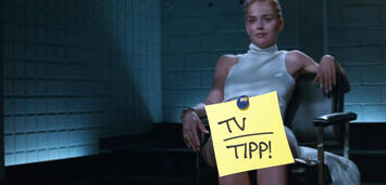 Bild zu:  Sharon Stone in Basic Instinct