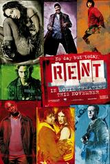 Rent - Poster