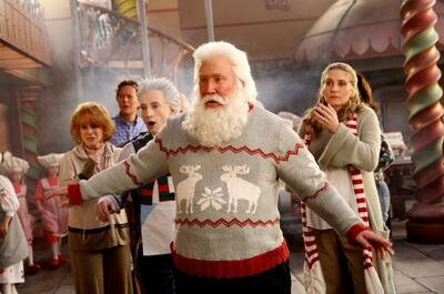 Tim Allen als Weihnachtsmann