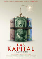 Das Kapital im 21. Jahrhundert - Poster