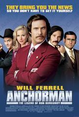 Anchorman - Die Legende von Ron Burgundy - Poster