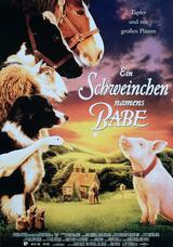 Ein Schweinchen namens Babe - Poster