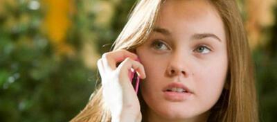 Bedrohliche Anrufe: Liana Liberato in Trust