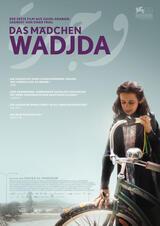Das Mädchen Wadjda - Poster