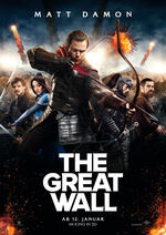 The Great Wall Poster