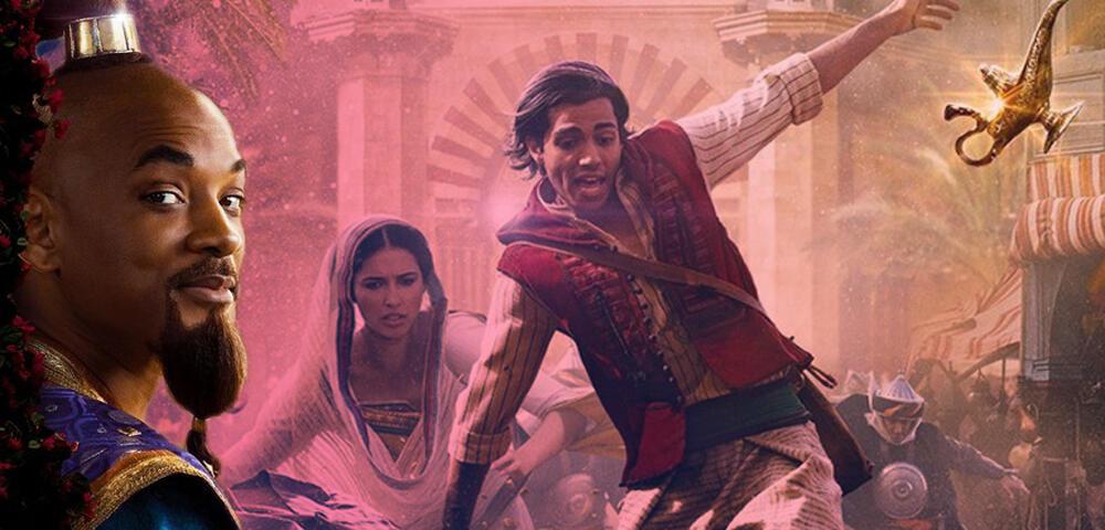 Die Aladdin-Stars mussten wahre Gesangs-Akrobatik leisten