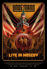 Lindemann: Live in Moscow - Poster
