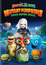 Monsters vs. Aliens - Mutanten-Kürbisse aus dem Weltall - Poster