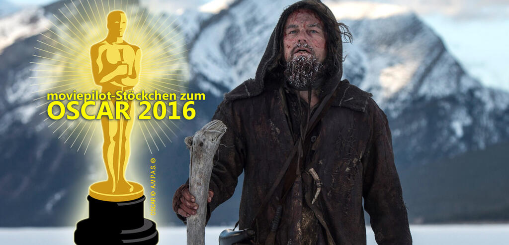 Bild zu Oscar 2016 - MrDepad fängt das Oscar-Stöckchen