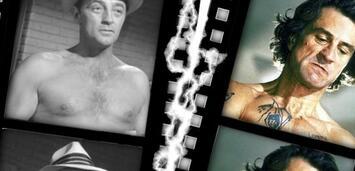 Bild zu:  Robert Mitchum & Robert De Niro