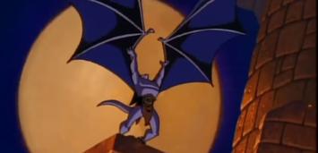 Bild zu:  Gargoyles - Auf den Schwingen der Gerechtigkeit