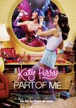 Katy perry part of me filmposter