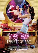 Katy Perry: Part of Me - Poster