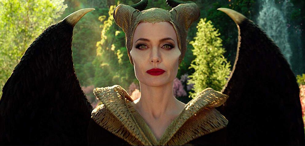 Angelina Jolie in Maleficent 2