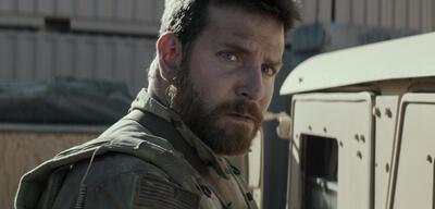 Bradley Cooper inAmerican Sniper