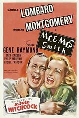 Mr. und Mrs. Smith - Poster