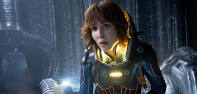 Noomi Rapace in Prometheus - Dunkle Zeichen