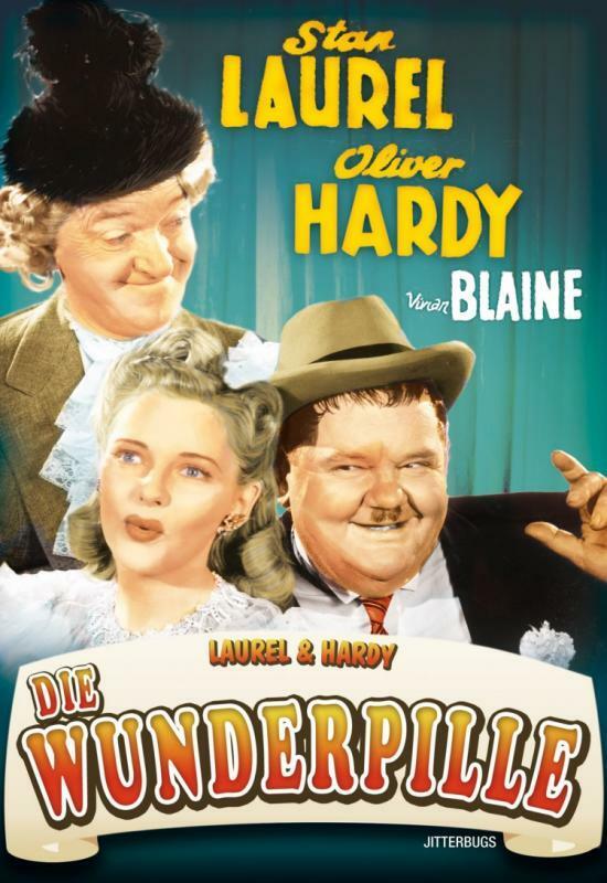 Laurel & Hardy - Die Wunderpille