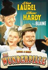 Laurel & Hardy - Die Wunderpille - Poster