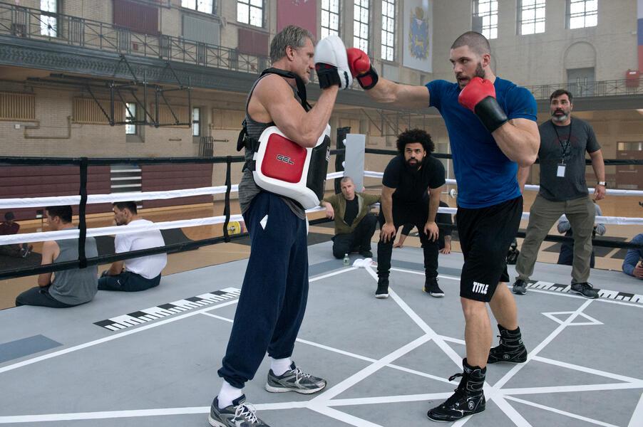 Creed II mit Steven Caple Jr. und Florian Munteanu