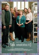Das Institut - Oase des Scheiterns  - Poster