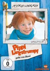 Pippi geht von Bord - Poster