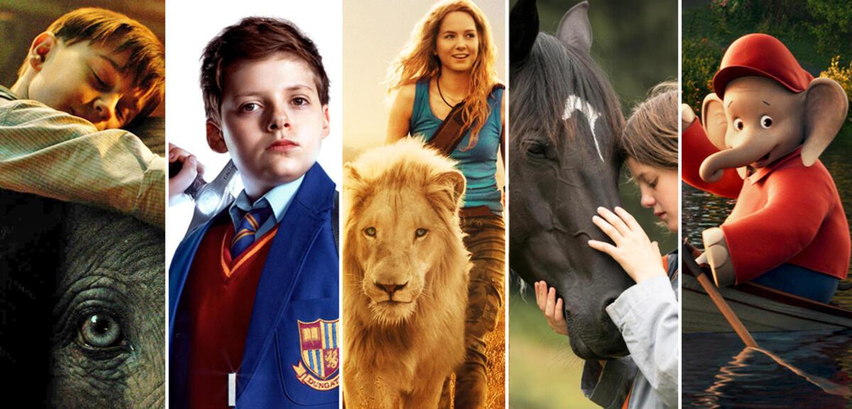 Kinderfilme Demnächst Im Kino