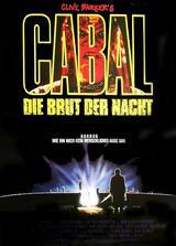 Cabal - Die Brut der Nacht - Poster