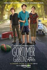 Gortimer Gibbons - Mein Leben in der Normal Street - Poster