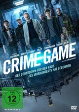 Crime Game - Poster