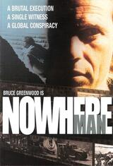 Nowhere Man - Ohne Identität! - Poster