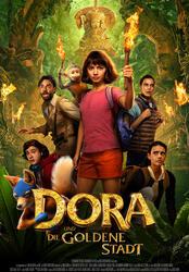 Dora und die goldene Stadt Poster
