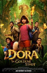 Dora und die goldene Stadt - Poster