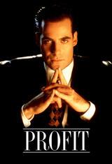Jim Profit - Ein Mann geht über Leichen - Poster