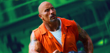 Bild zu:  Dwayne Johnson in Fast & Furious 8