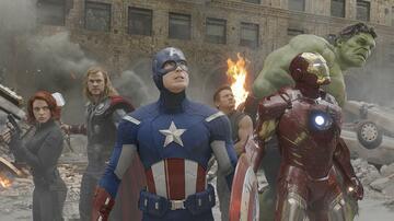 Zum ersten Mal vereint: Marvel's The Avengers