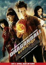Dragonball Evolution - Poster