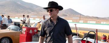 Matt Damon in Le Mans 66 - Gegen jede Chance