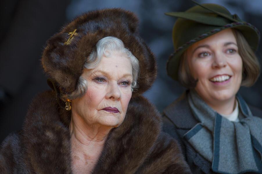 Mord im Orient Express mit Judi Dench und Olivia Colman