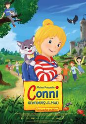 Meine Freundin Conni - Geheimnis um Kater Mau Poster