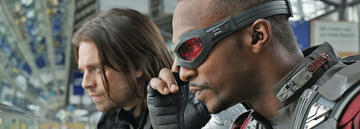 Falcon und Winter Soldier