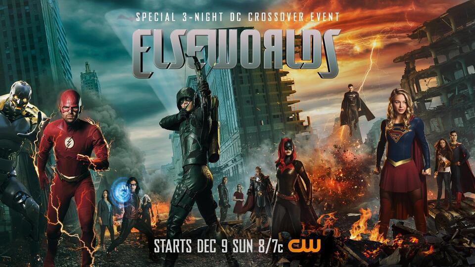 The Flash - Staffel 5, The Flash - Staffel 5 Episode 9 mit Grant Gustin