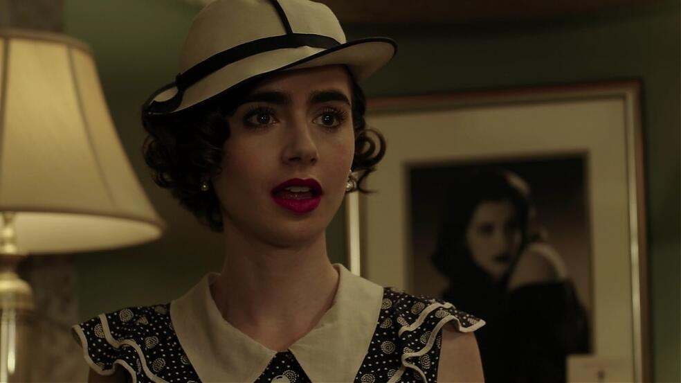 The Last Tycoon, The Last Tycoon Staffel 1 mit Lily Collins