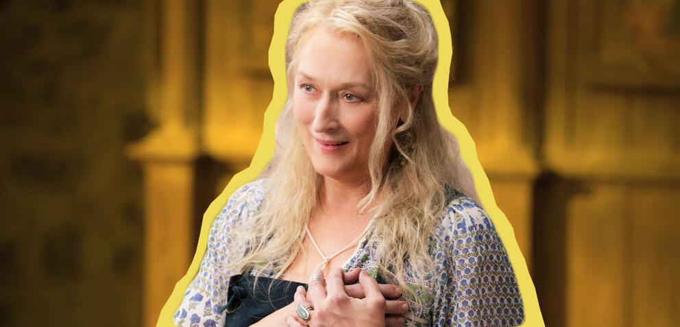 Meryl Streep in Mamma Mia 2