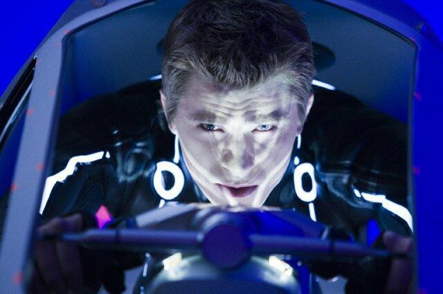 Tron Legacy mit Garrett Hedlund