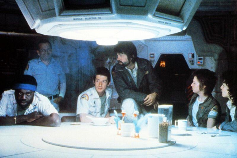 Alien Das Unheimliche Wesen Aus Einer Fremden Welt Ganzer Film